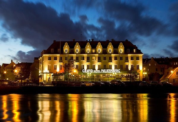 Grand Hotel Falkenberg.