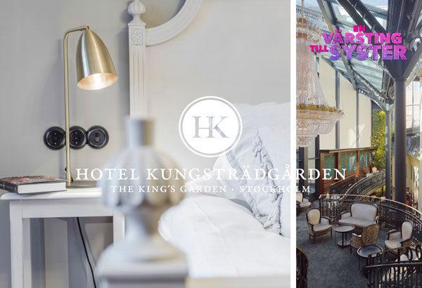 Hotel Kungsträdgården Stockholm.